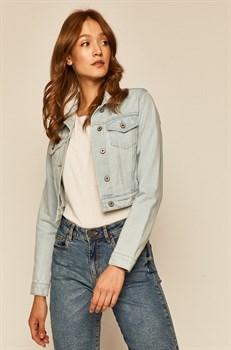 куртка джинсовая - фото 13242